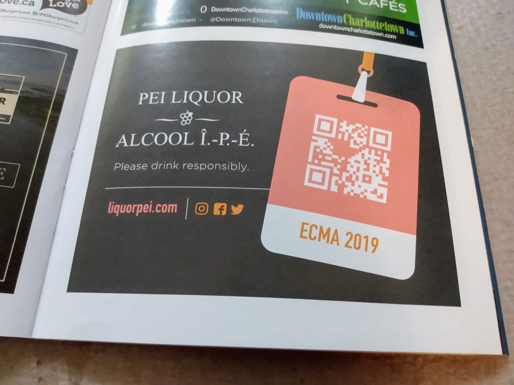 ECMA program at for PEI Liquor