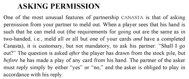 Excerpt from The Complete Canasta - With The Official Rules and Play