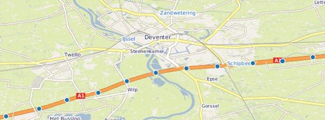 Closer to Deventer