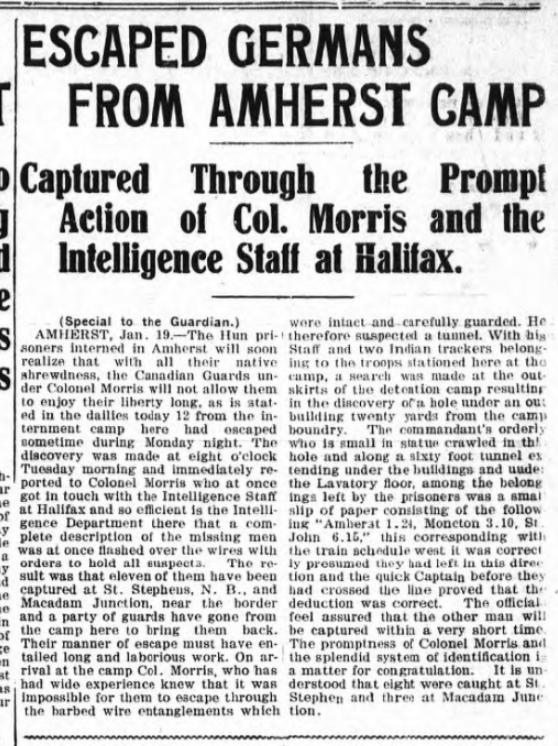 The Guardian, January 20, 1916