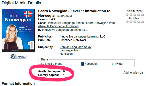 Learn Norwegian