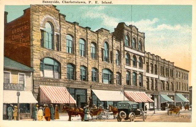 Sunnyside Postcard