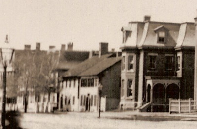 Detail from Photo of Prince and Richmond, Charlottetown