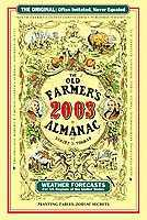 Cover of the 2003 edition of The Old Farmer's Almanac