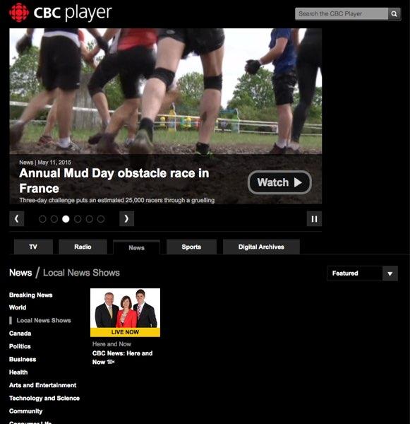 CBC Video Portal