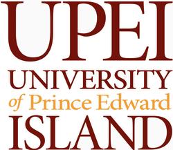 New UPEI Wordmark