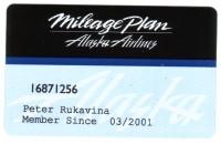 Alaska Airlines Card