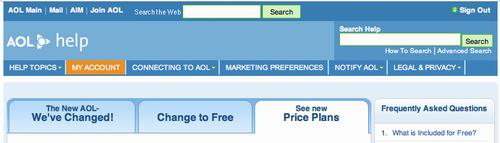 AOL.com Screen Shot