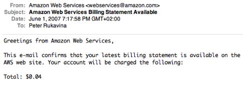Email snipshot