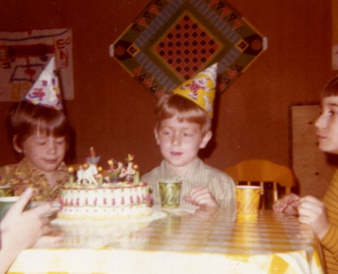 My Sixth Birthday Party