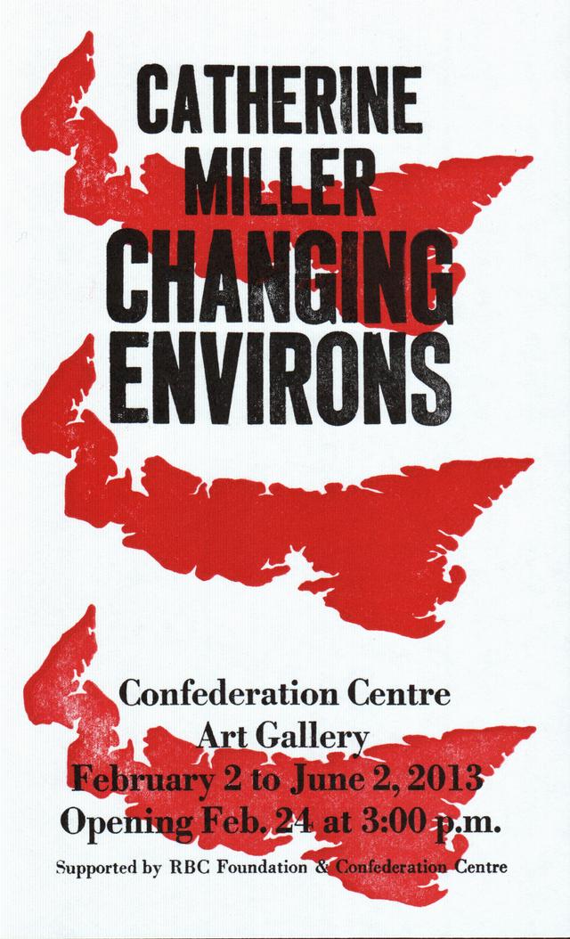 Changing Environs Invitation