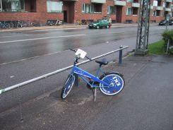 City Bike Stand