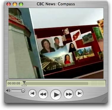 Compass Screen Shot