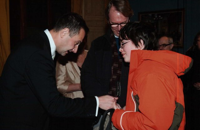 Premier Ghiz, Oliver and Me