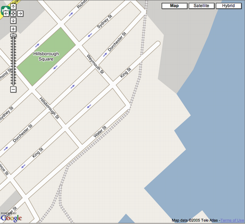 My Google Map