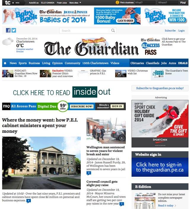 The Guardian: Before Greasemonkey