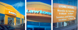 Lawton's in Sherwood, PEI