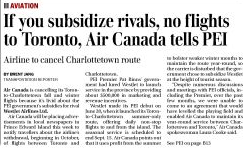 Globe and Mail clip