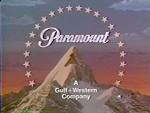 Paramount: A Gulf + Western Company