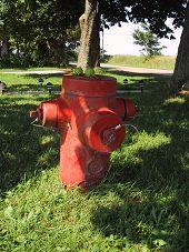 Fire Hydrant, Victoria, PEI