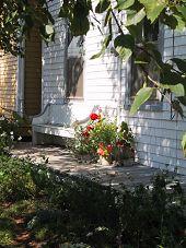 Front Porch, Victoria, PEI
