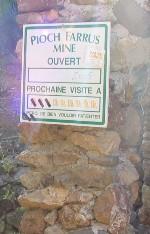 Mine du Pioch Farrus