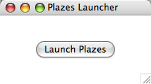 Plazes Launcher in Ruby