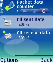 Data Usage from Plazer