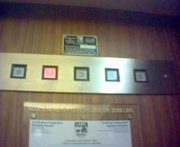 Polyclinic Elevator