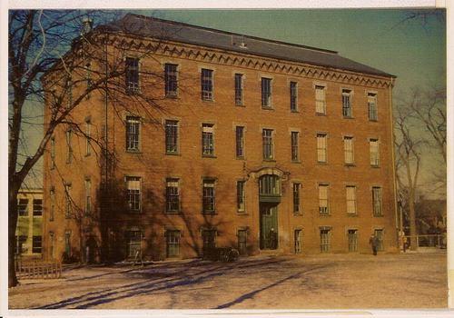 Prince Street Elementary School in 1961