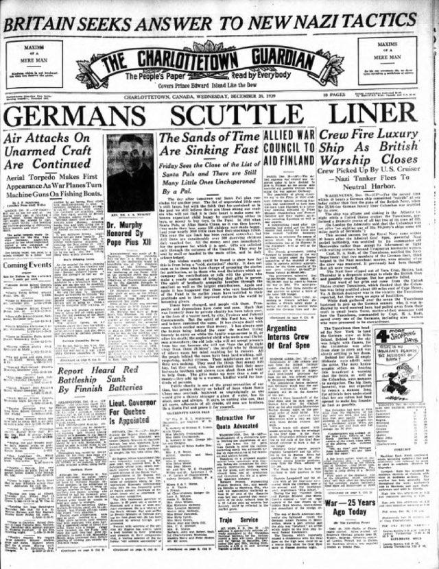 The Guardian, Dec. 20, 1939