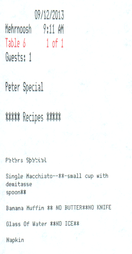 Peters Special