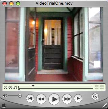 Video Screen Shot