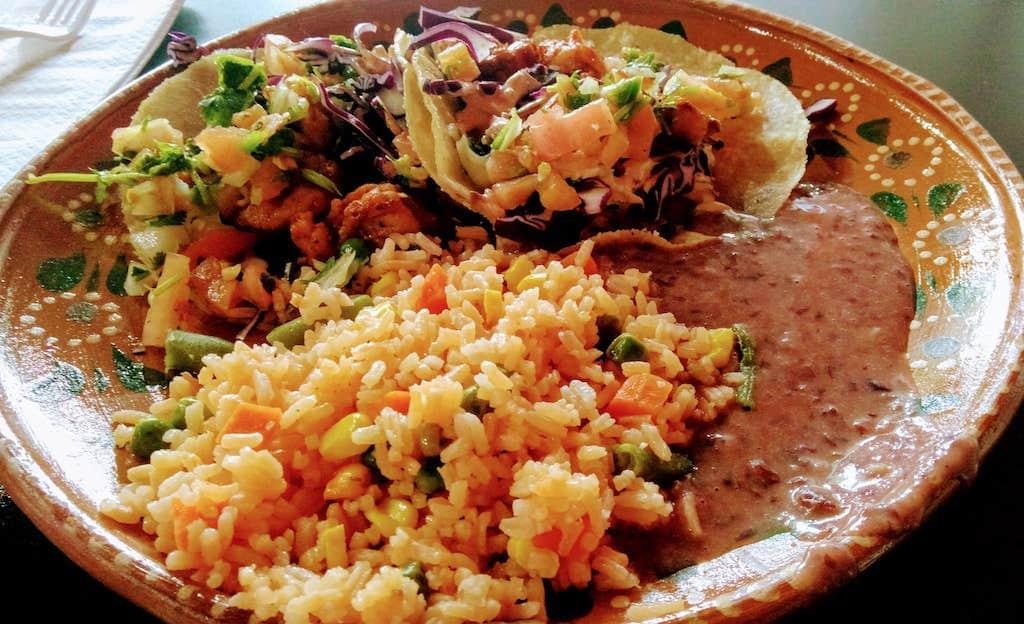 Photo of Shrimp Taco Combo