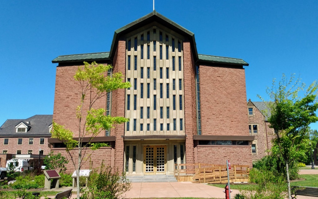 The Chapel at Mount Allison University