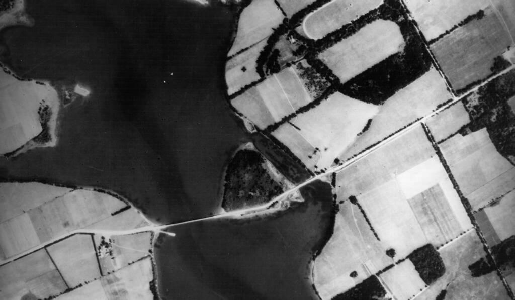 North River Causeway, 1935