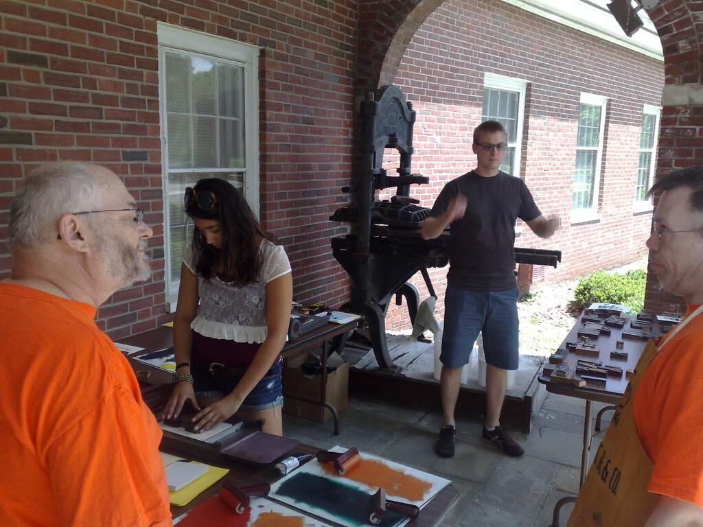 Printing Arts Fair