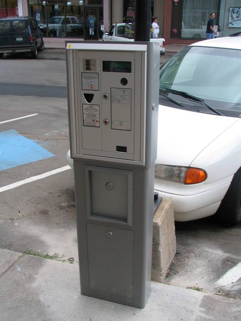 Parking Kiosk