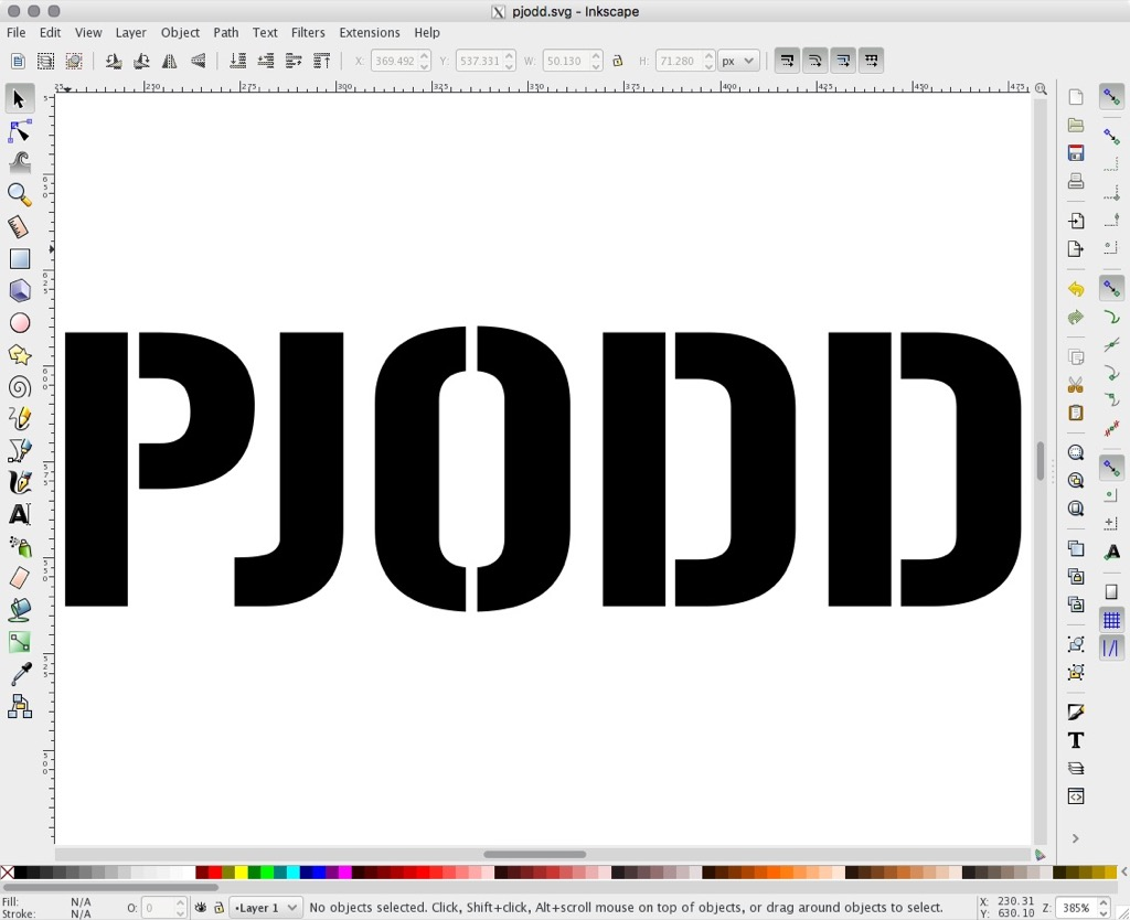 PJODD rendered in Inkscape