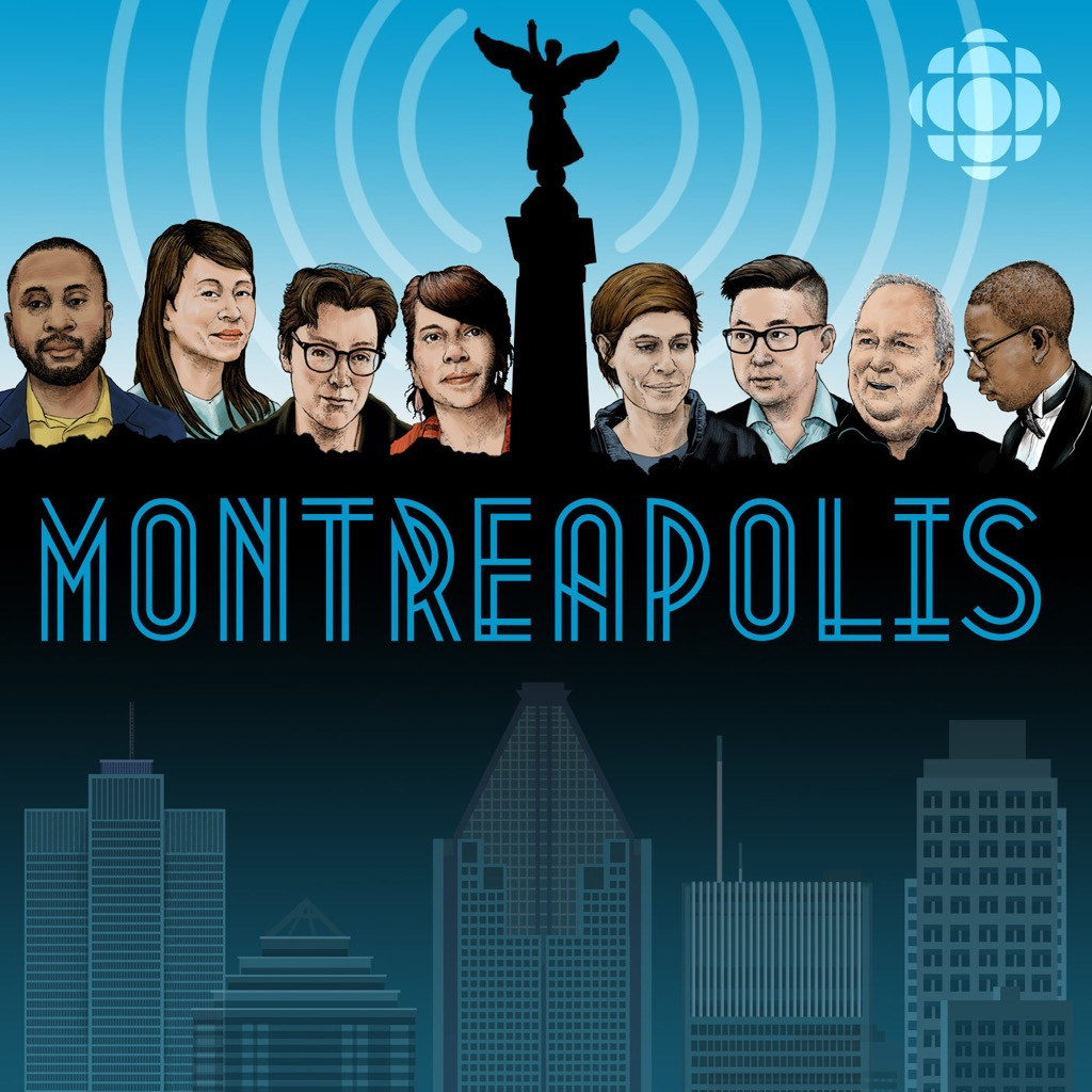 The Montrealpolis podcast artwork.