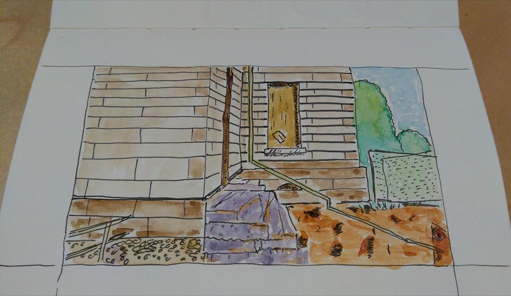 Province House Sketch