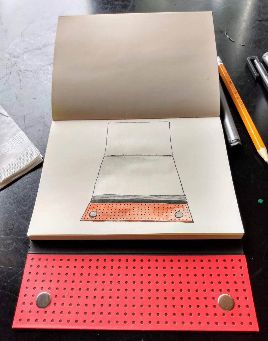 A notebook inside a notebook
