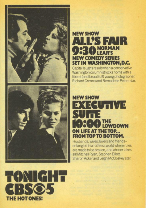 1976 CBS Ad.
