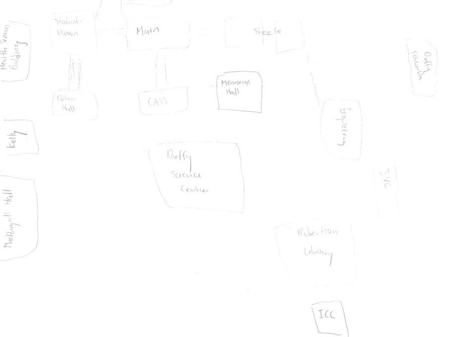 Campus Map 1