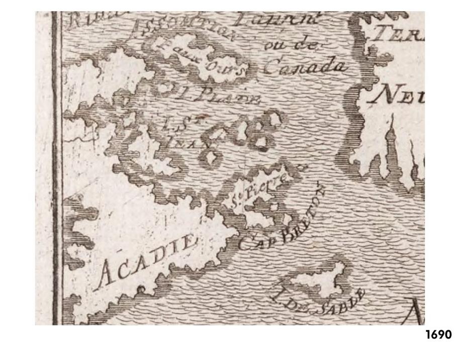 PEI Map 1690