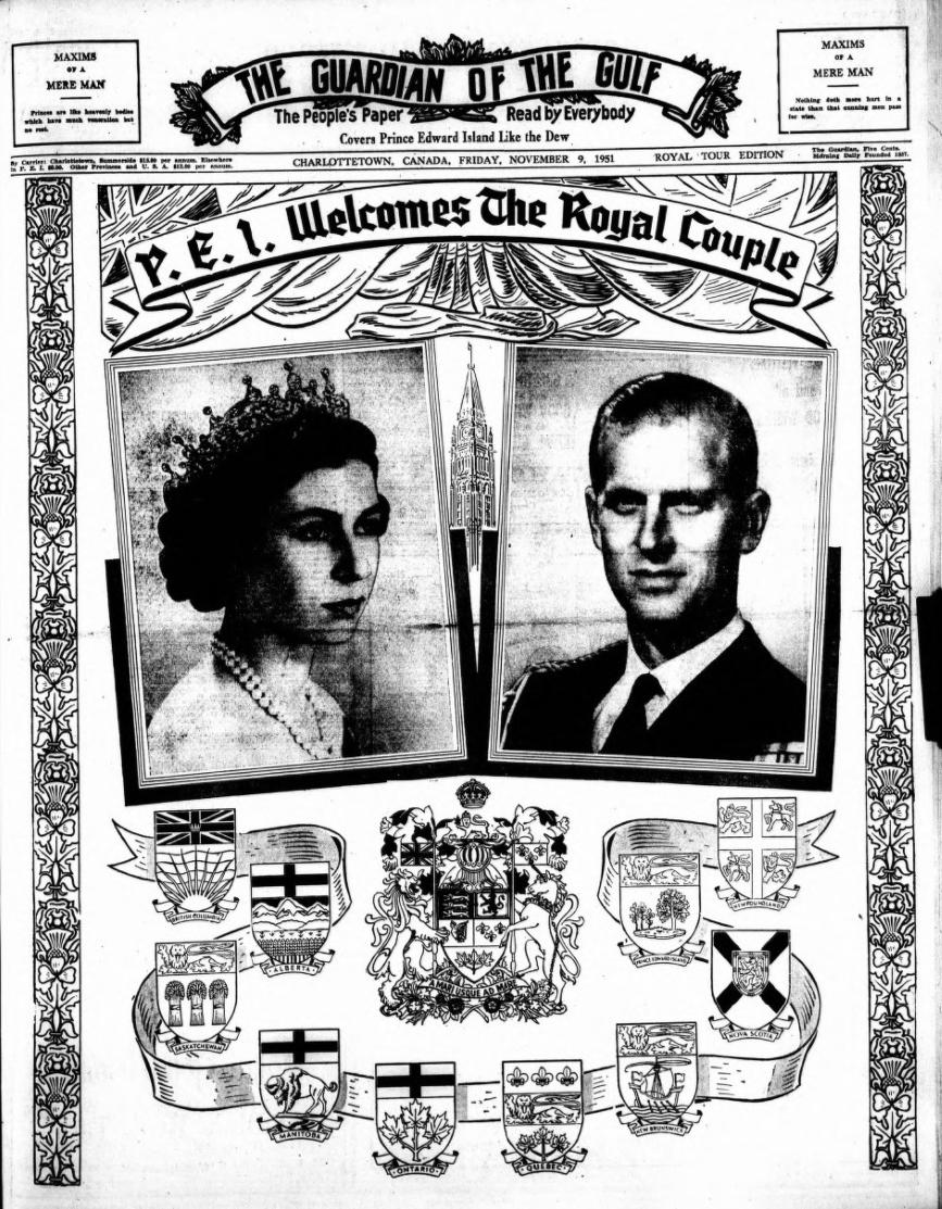 The Guardian, November 9, 1951