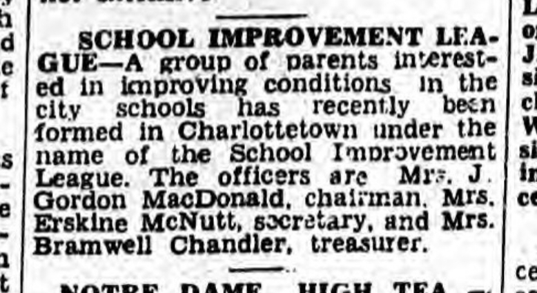 Clip from The Guardian announcing formation of School Improvement League