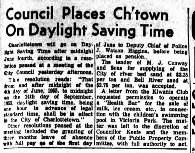 The Guardian, June 3, 1955