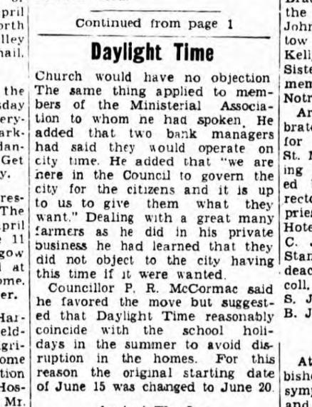 The Guardian, April 23, 1954