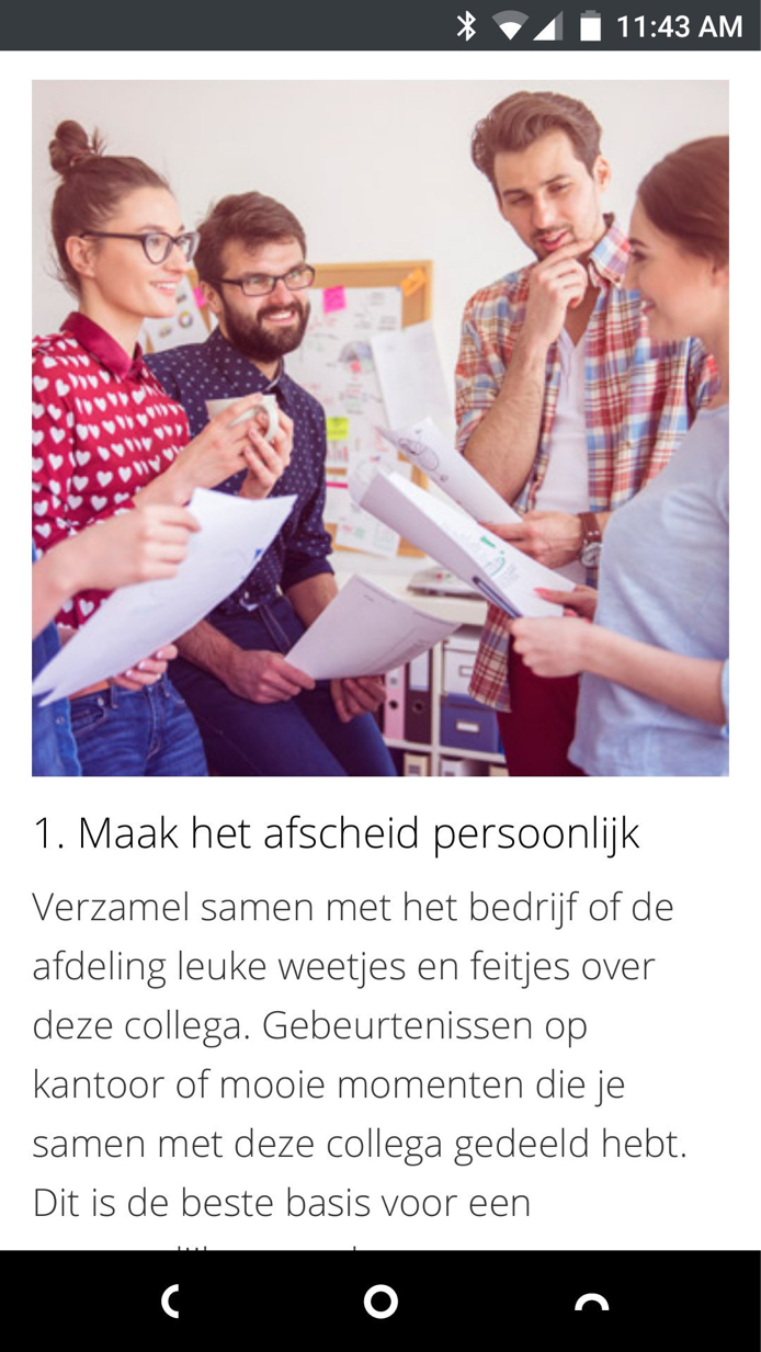 Dutch website's use of same stock photo